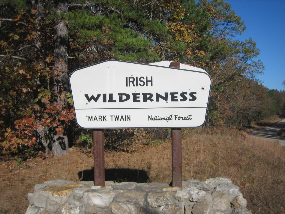 Whites Creek Trail Irish Wilderness Missouri Free