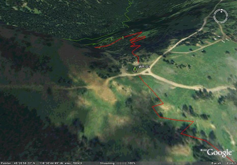 Seven Devils Loop Hells Canyon National Rec Area Idaho